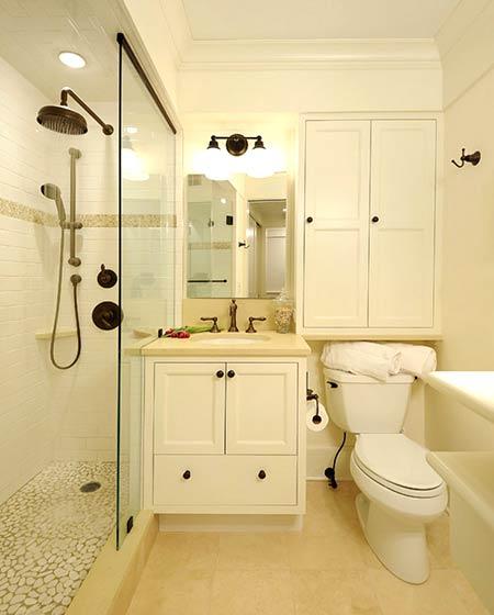卫生间淋浴房设计图片