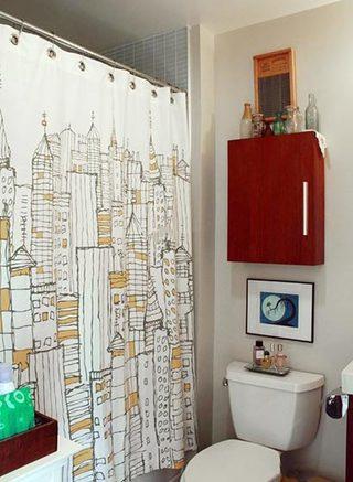 卫生间设计收纳图片