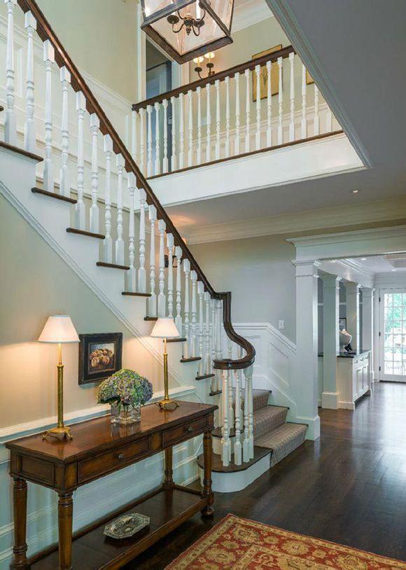 楼梯装修效果图大全 室内创意楼梯设计图片