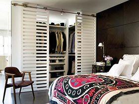 舒适过好每一天  10款卧室收纳设计效果图