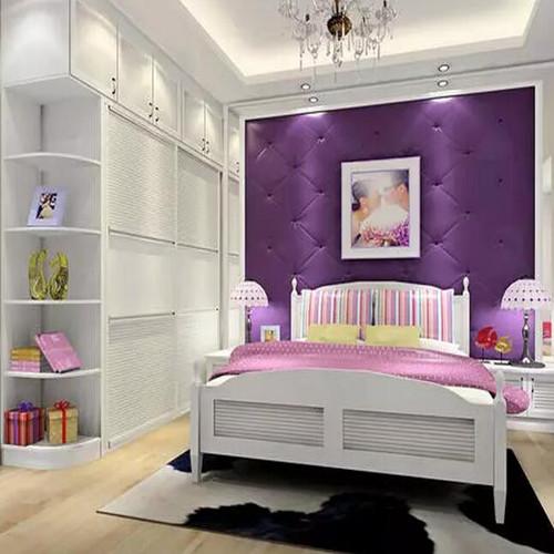 卧室设计效果图 主卧怎么设计更大方图片