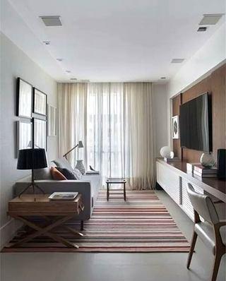 10个小户型客厅装修效果图 打造经济适用家1/10