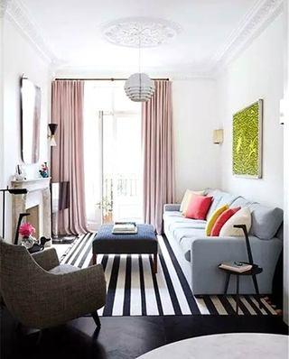10个小户型客厅装修效果图 打造经济适用家3/10