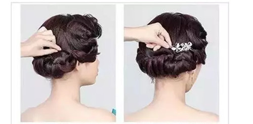 复古新娘发型如何打造 新娘好看发型有哪些