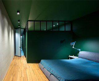 现代风格卧室设计装修图