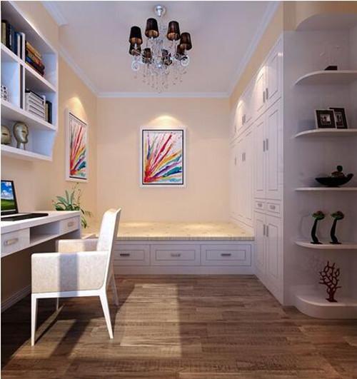 现代榻榻米房间装修效果图 8090都爱的现代榻榻米