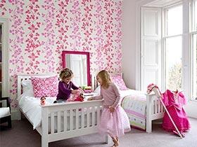 童真最纯  10款粉色系儿童房设计效果图