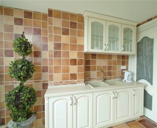 阳台厨房装修效果图 2017年唯美又实用的阳台改造