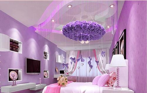 2018年婚房设计流行哪些创意 2018浪漫的婚房设计效果图