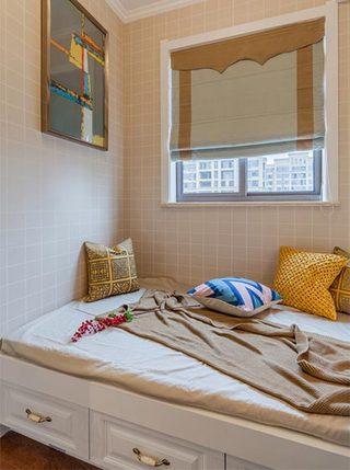 三居室榻榻米设计构造图