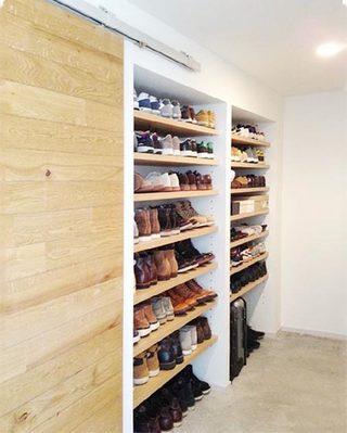 背景墙玄关鞋柜设计构造图片