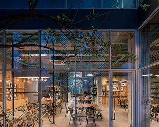 咖啡厅整体效果图