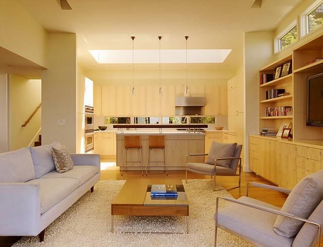 80平的房子装修效果图 简装解决小空间问题