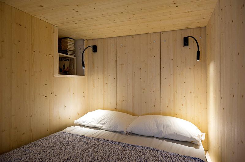 35平小户型装修卧室装修设计