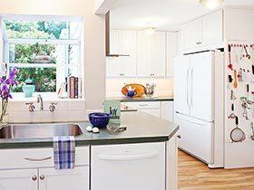 厨房花样收纳  10个厨房洞洞板实景图