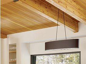 客厅的帽子  10款客厅吊顶装修效果图