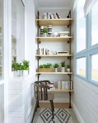让家居更美  10款阳台改造设计参考图2/10