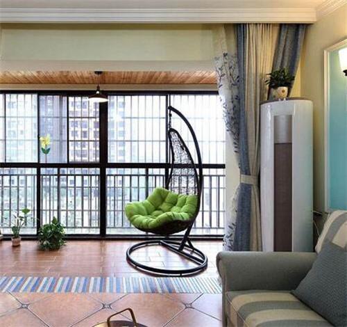 普通阳台装修要注意哪些 小户型阳台装修效果图