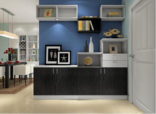 门厅玄关鞋柜设计效果图 入门鞋柜图片欣赏