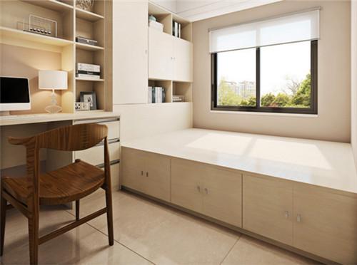 榻榻米柜子装修效果图 实用又有趣的榻榻米柜子设计