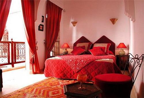 结婚卧室装修效果图 婚房布置宜与忌图片