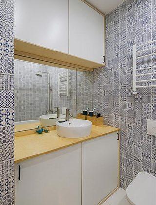 公寓洗手池图片大全