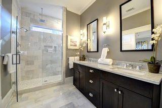 美式卫生间装修装饰效果图