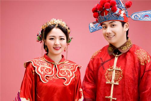 中国风婚纱照风格都有哪些 中式婚纱照风格盘点图片