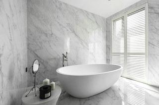 400平独栋别墅装修浴缸效果图