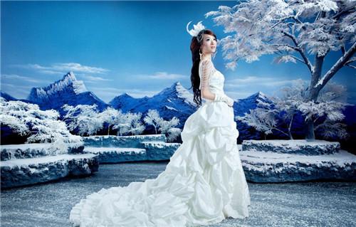 唯美婚纱照图片大全 唯美婚纱照怎么拍好看