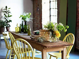 10个清新室内植物摆放图片 把自然请进家