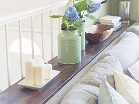 客厅小风景线  10个沙发装饰柜效果图
