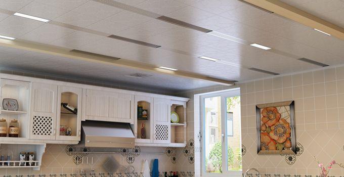 纸面石膏板吊顶优点