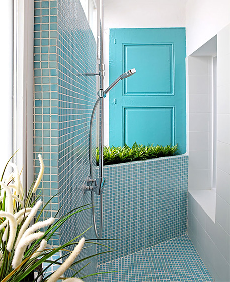 35平米小户型公寓浴室装修效果图