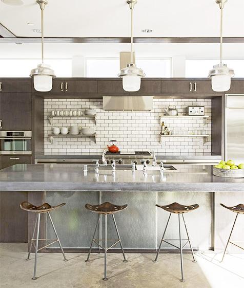 厨房墙面砖设计布置图