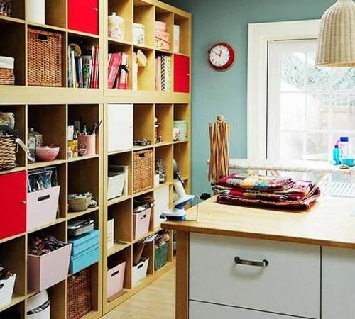 储物间装修效果图 怎样让杂物间变得整齐干净