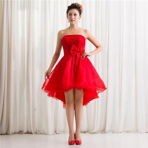 新娘礼服_新娘婚礼服装图片 新娘要准备几套婚礼服装_婚纱礼服