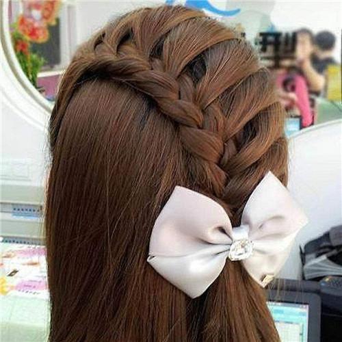 参加婚礼发型怎么设计 婚礼发型设计大全图片