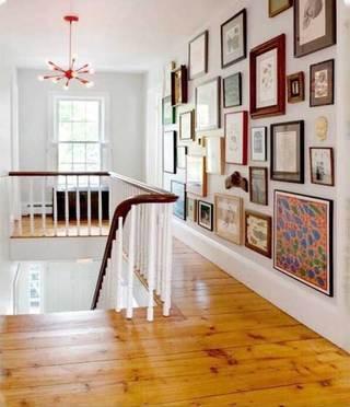 室内走廊装修欣赏图片
