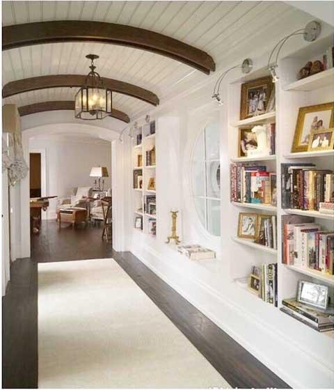 室内走廊收纳设计布置图