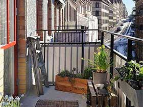 花点心思  10个休闲阳台装修图片