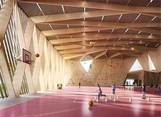 小型体育馆设计装修效果图