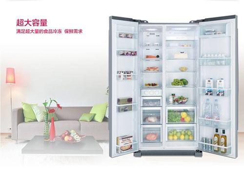 海尔双开门冰箱价格 海尔双开门冰箱推荐