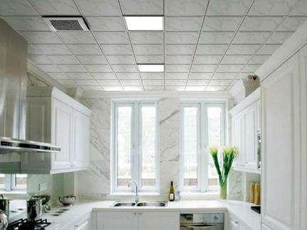 厨房吊顶步骤图片