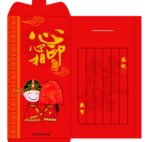 婚礼红包上的祝福语_结婚红包贺词格式怎么写 结婚红包写什么祝福语-北京零度装修网
