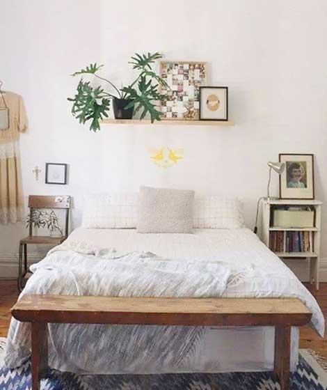卧室床尾凳设计图片大全