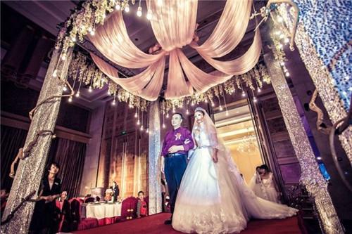 婚礼创意出场方式盘点 新娘如何出场有创意图片