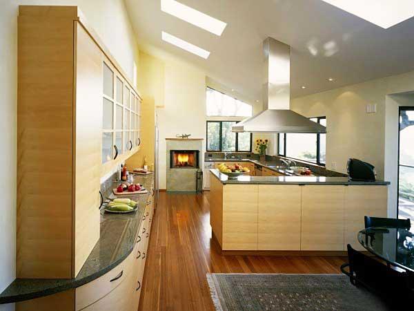 阁楼厨房改造图片大全