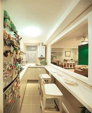 厨房造型设计图片大全