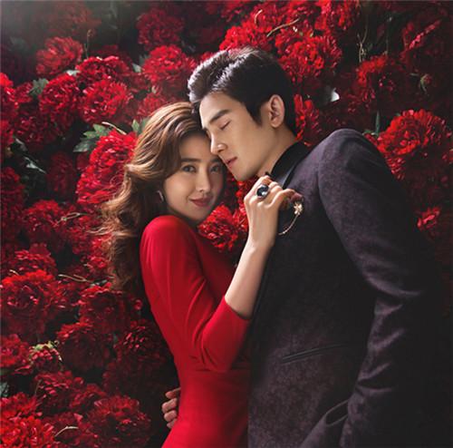 广州婚纱照工作室推荐 2017婚纱照风格大全图片